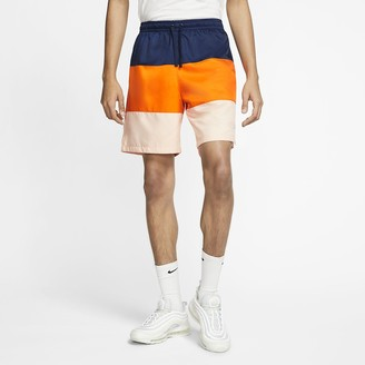 Nike Men's Woven Shorts Sportswear City Edition