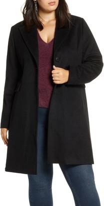 Halogen Wool Blend Topcoat