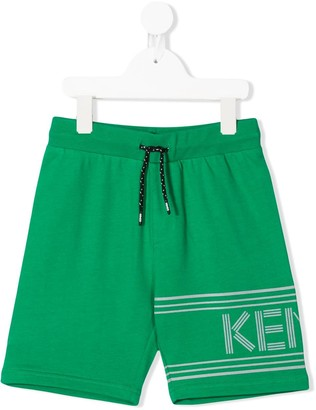 Kenzo Kids Branded Casual Shorts