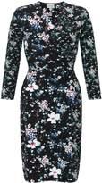 Jigsaw Falling Freesia Jersey Dress
