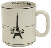 Eiffel Tower Breakfast Collection, Mug
