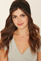 Forever 21 Dual Twisted Headwrap