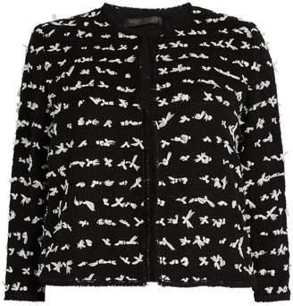 Marina Rinaldi Boucle Tweed Jacket