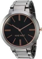 Nine West Women's NW/1983GNRT Bracelet Watch