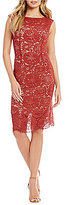 Antonio Melani Janet Corded Lace Dress
