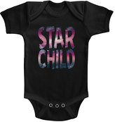 Black 'Star Child' Bodysuit - Infant