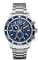 Nautica Gents Watch XL Analogue Quartz Stainless Steel A16665G