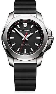 Victorinox Men's I.N.O.X. Round Stainless Steel Analog Watch