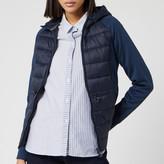 Barbour Women's Underwater Sweater Jacket