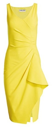 Chiara Boni Kloty Draped Dress