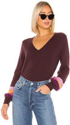 Velvet by Graham & Spencer Caren Cashmere Sweater