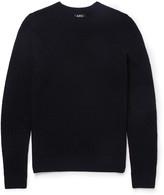 A.p.c. - Textured Merino Wool Sweater