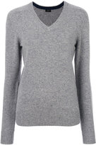 Joseph V-neck jumper - women - Wool - XS