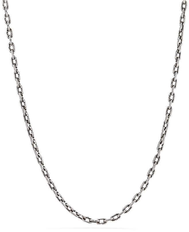 David Yurman Men's Shipwreck Chain Necklace