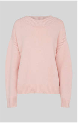 Whistles Chunky Cropped Knit