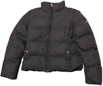Champion Black Polyester Coats