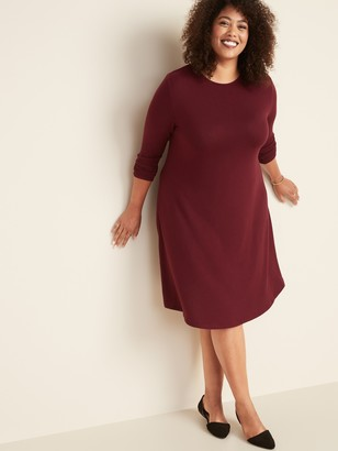 Old Navy Brown Plus Size Dresses - ShopStyle