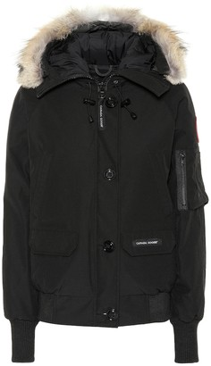 Canada Goose Chilliwack fur-trimmed down jacket