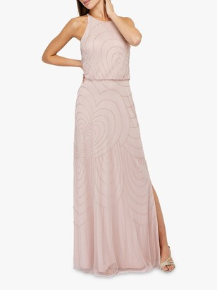 Monsoon Britta Embellished Maxi Dress