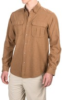 Exofficio Air Space Shirt - Snap Front, Long Sleeve (For Men)