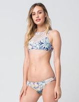 Roxy Sea Lovers Hipster Bikini Bottoms