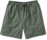 L.L. Bean Sunwashed Canvas Shorts