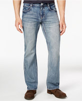 INC International Concepts Men's Boot-Cut Medium Wash Jeans, Only at Macy's