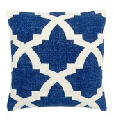 Mela Artisans Bali In Indigo Decorative Pillow, Large