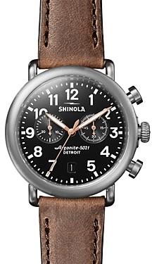 Shinola Runwell Chronograph Watch, 41mm