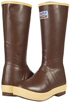 XTRATUF 15 Legacy Insulated (Copper/Tan) Boots