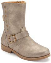 Rachel Morgan Girls' Moto Boots