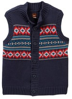Tea Collection Arata Sweater Vest (Big Boys)