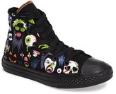 Converse Girl's Chuck Taylor All Star Halloween High Top Sneaker