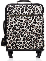 Kate Spade Classic nylon leopard international carry-on