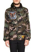 Valentino Camouflage Nylon Jacket
