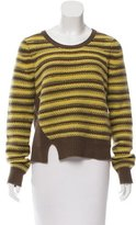 Thakoon Striped Wool Sweater