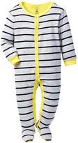 Petit Lem Pajama Sleeper (Baby Boys)