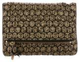 Mayle Foldover Clutch