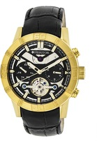 Heritor Automatic Hamilton Collection HERHR4104 Men's Gold Stainless Steel Automatic Watch