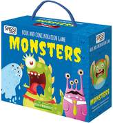 SASSI Monsters Book and Card Game