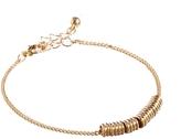 Asos Rings Bracelet - Gold