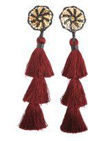 DSQUARED2 Samurai Earrings