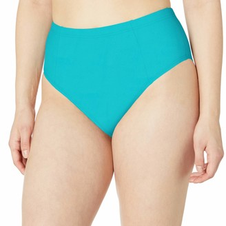 Athena Women's High Waist Tummy Control Bikini Bottom