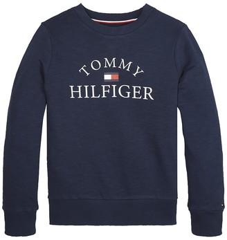Tommy Hilfiger Organic Cotton Sweatshirt, 12-16 Years