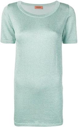 Missoni metallic T-shirt
