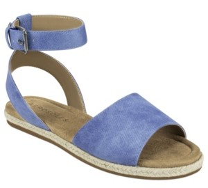 Aerosoles Women's Demarest Flat Sandal Women's Shoes