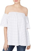 Catherine Malandrino Beulah Off-The-Shoulder Blouse