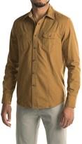 Jeremiah Knox Reversed Twill Shirt - Long Sleeve (For Men)