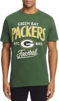 Junk Food Clothing Packers Kickoff Crewneck Short Sleeve Tee