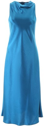 Sies Marjan Andy Cowl-Neck Dress